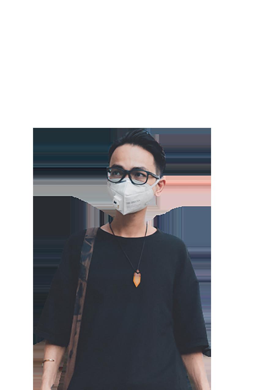 A skinny man transparent background PNG