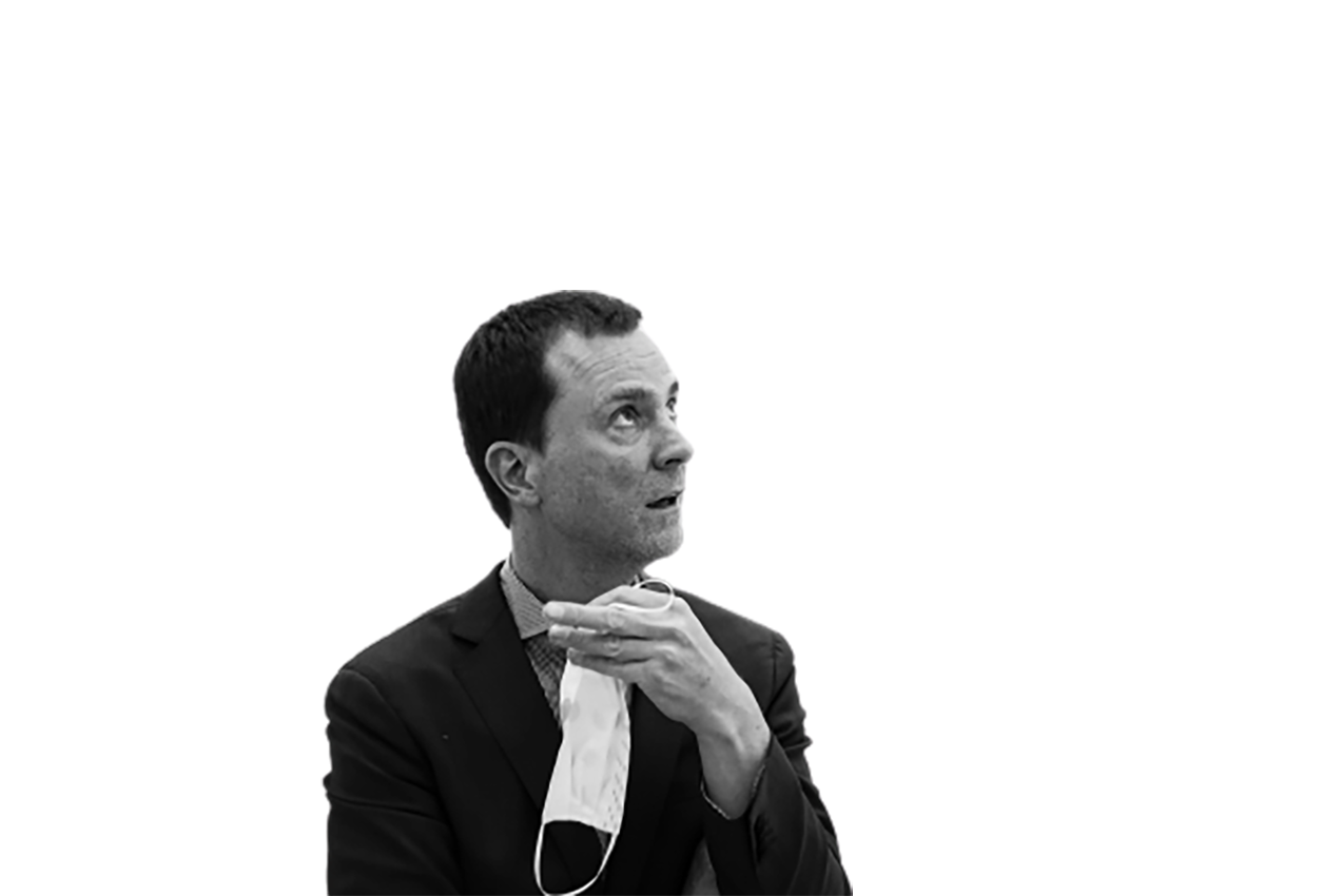 Man in black and white transparent background PNG
