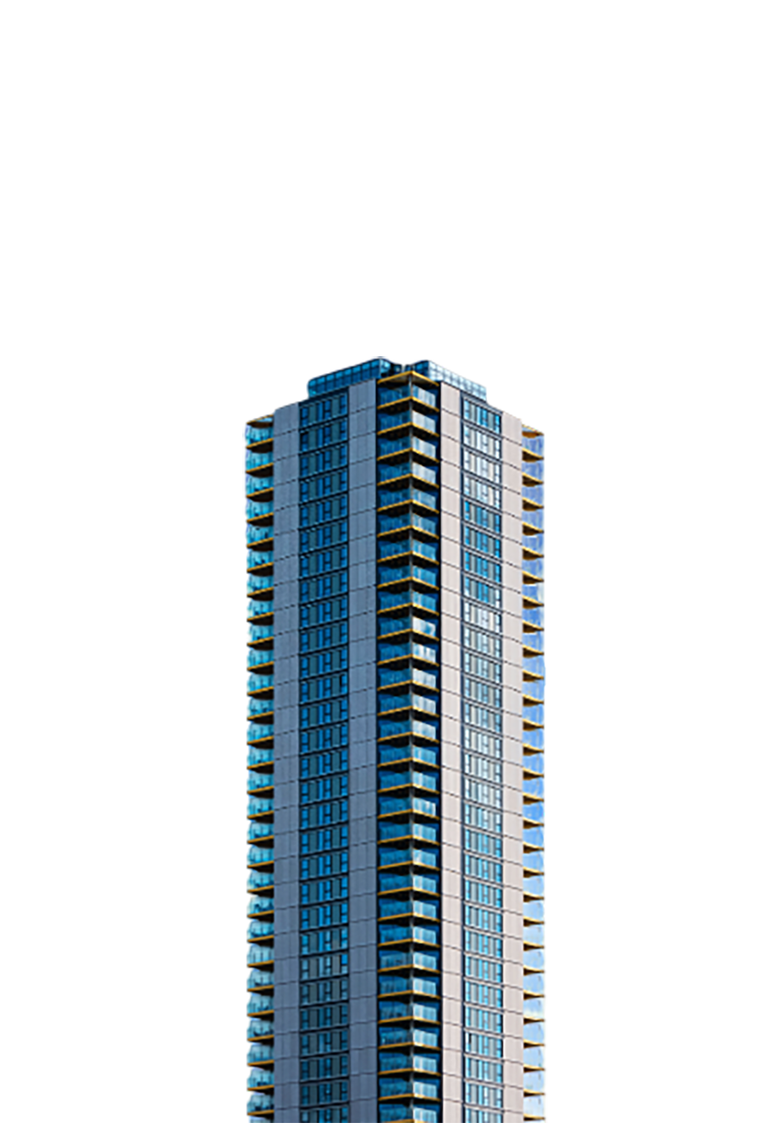 A tall building transparent background PNG