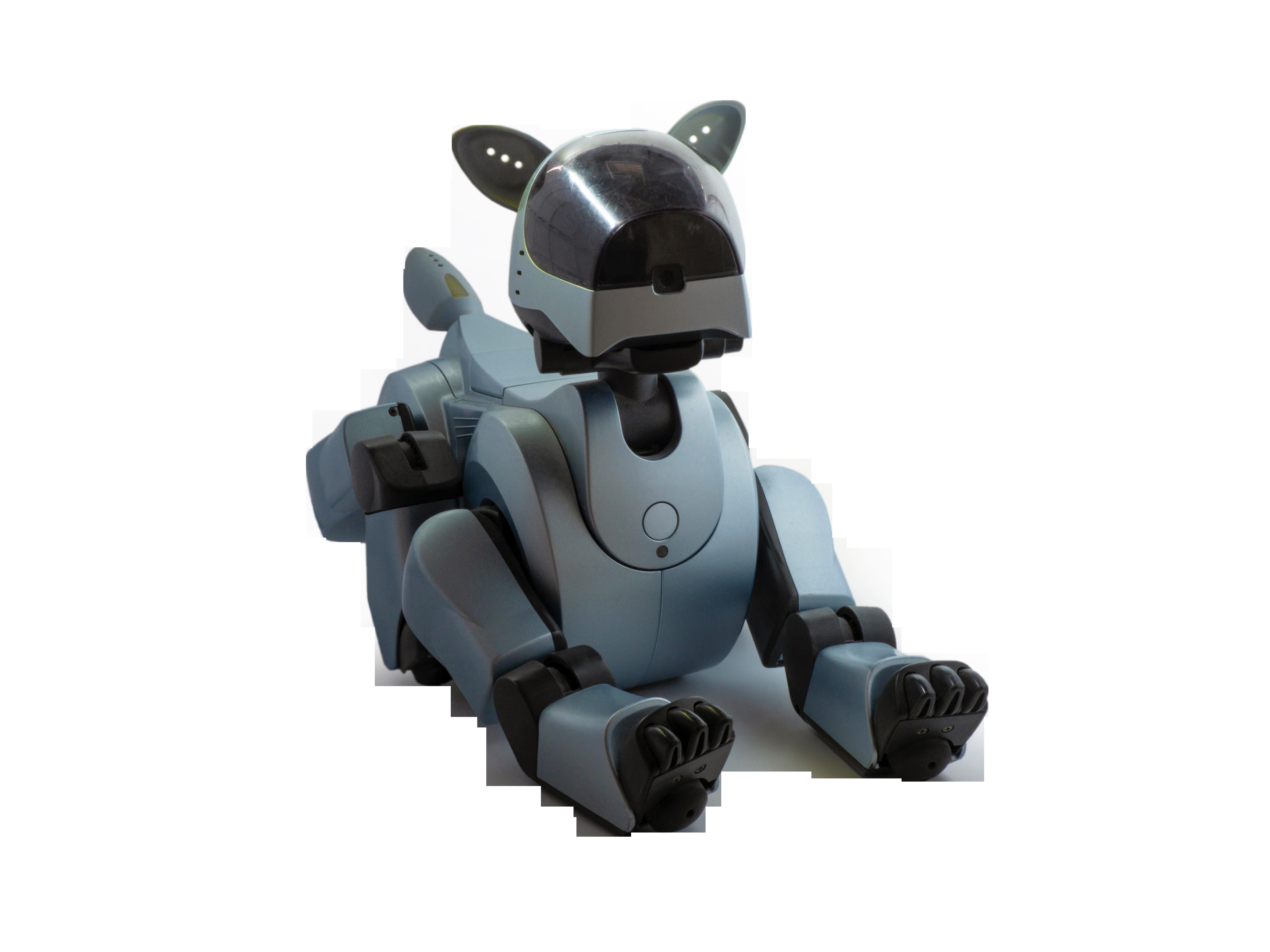 Robot Dog Transparent Background PNG