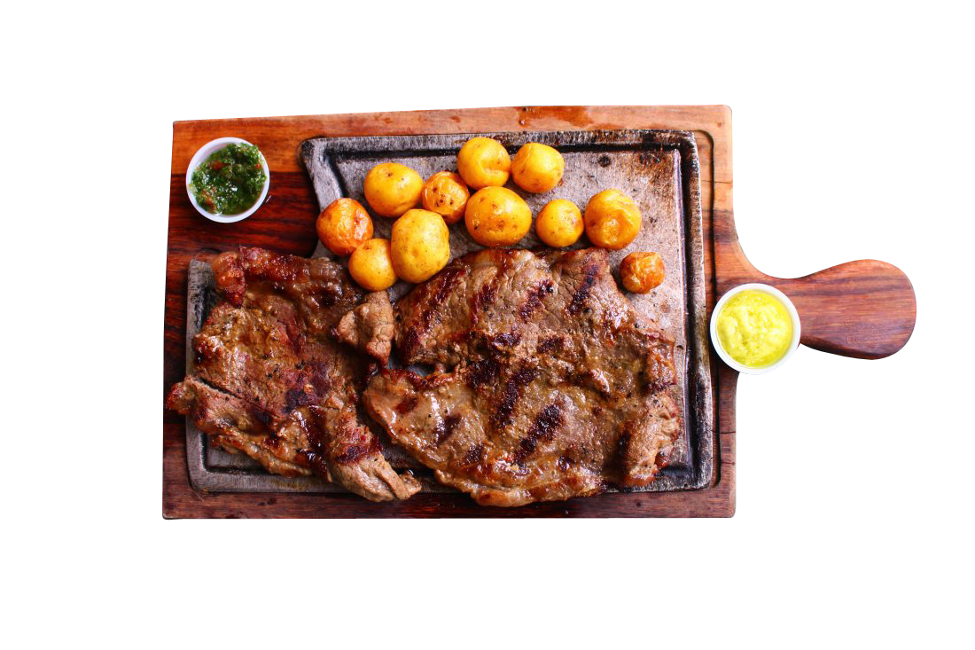 Steak Dinner Transparent Background PNG