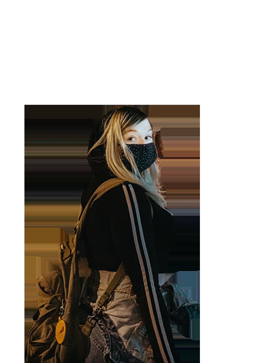An elegant Girl transparent background PNG