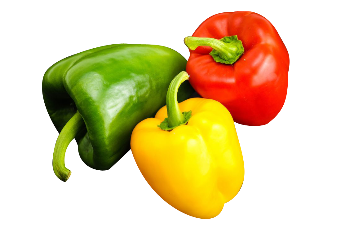 paprika peppers Transparent Background PNG
