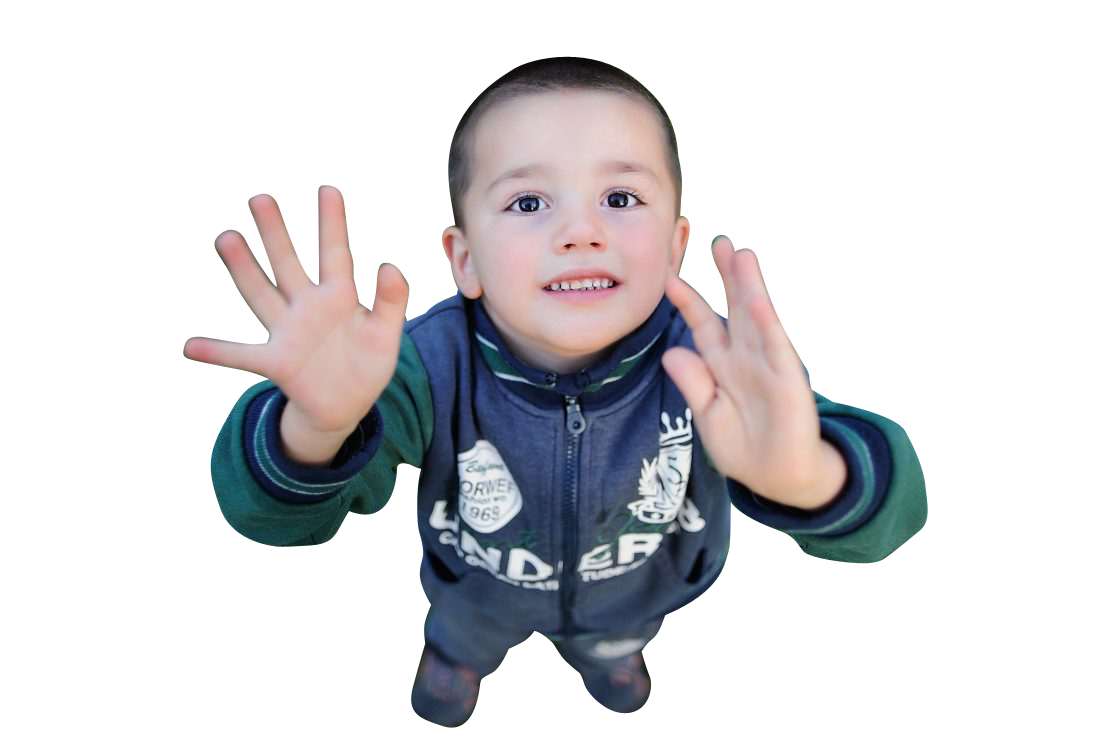Young Boy Transparent Background PNG