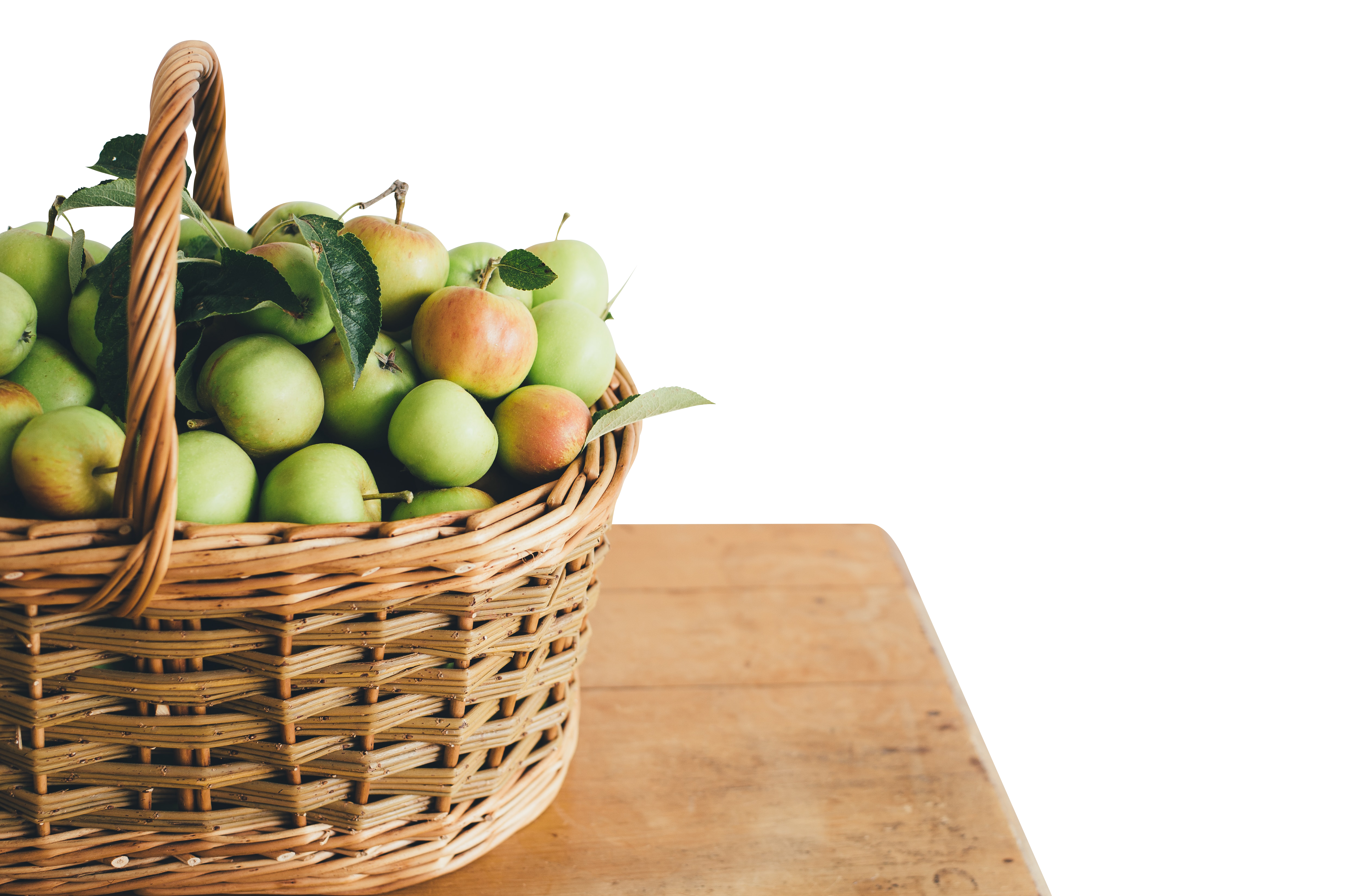 Fruit Basket Transparent Background PNG