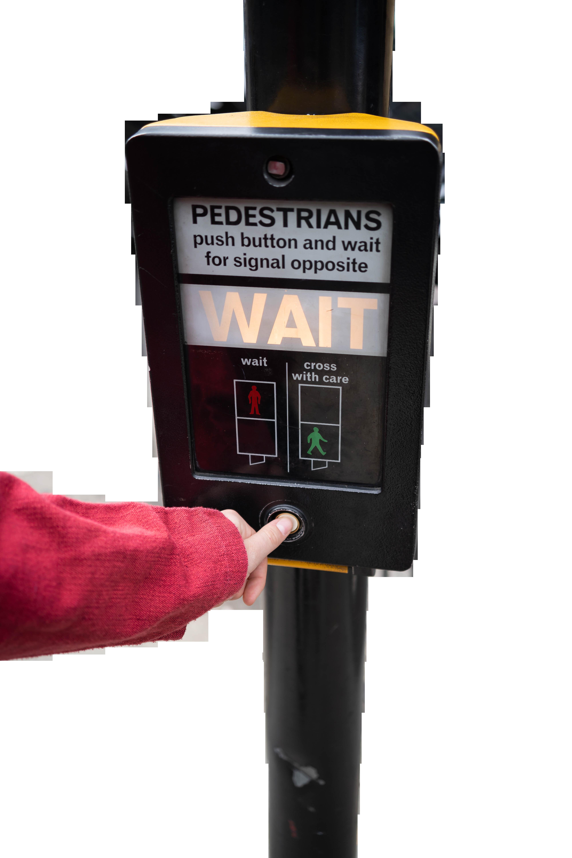 Pedestrian Push Button Transparent Background PNG