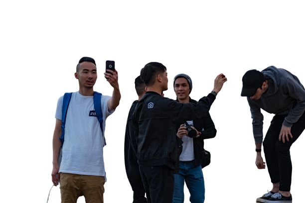 Crew Pic transparent background PNG
