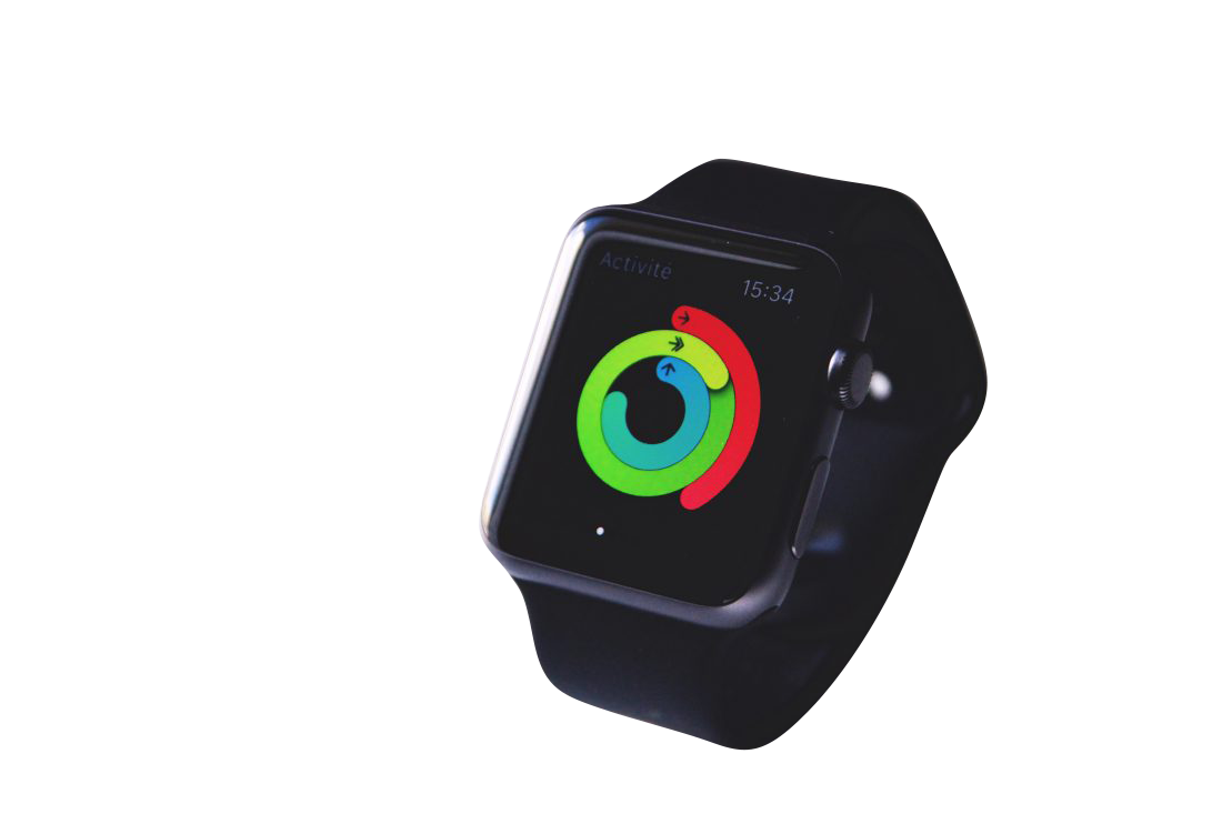 Apple Watch Transparent Background PNG